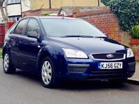 FORD FOCUS 1.6 LX 2006 LOW MILEAGE SERVICE HISTORY MOT CLEAN&TIDY 3 MONTHS WARRANTY