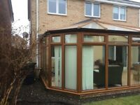 Conservatory for quick sale