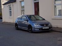Honda Civic Type R EP3 Premier Edition