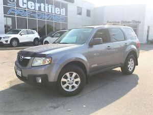 2008 Mazda Tribute GT LEATHER AWD SUNROOF HTD SEATS
