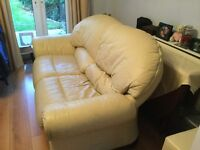 Two seater sofa/put you up double