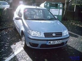 Fiat Punto 1.2 Petrol 3 door hatchback *Long Mot*