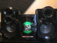 Panansonic SC-AKX38 Hi-Fi £80 o.n.o