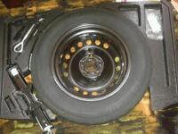 Quashqui spare wheel kit