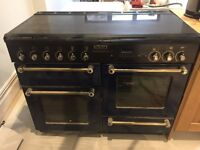 Rangemaster Leisure 110 Gas Range 1100mm x 600mm x 900mm