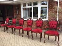 Stunning Collection Of Mid Century Dining Room Chairs