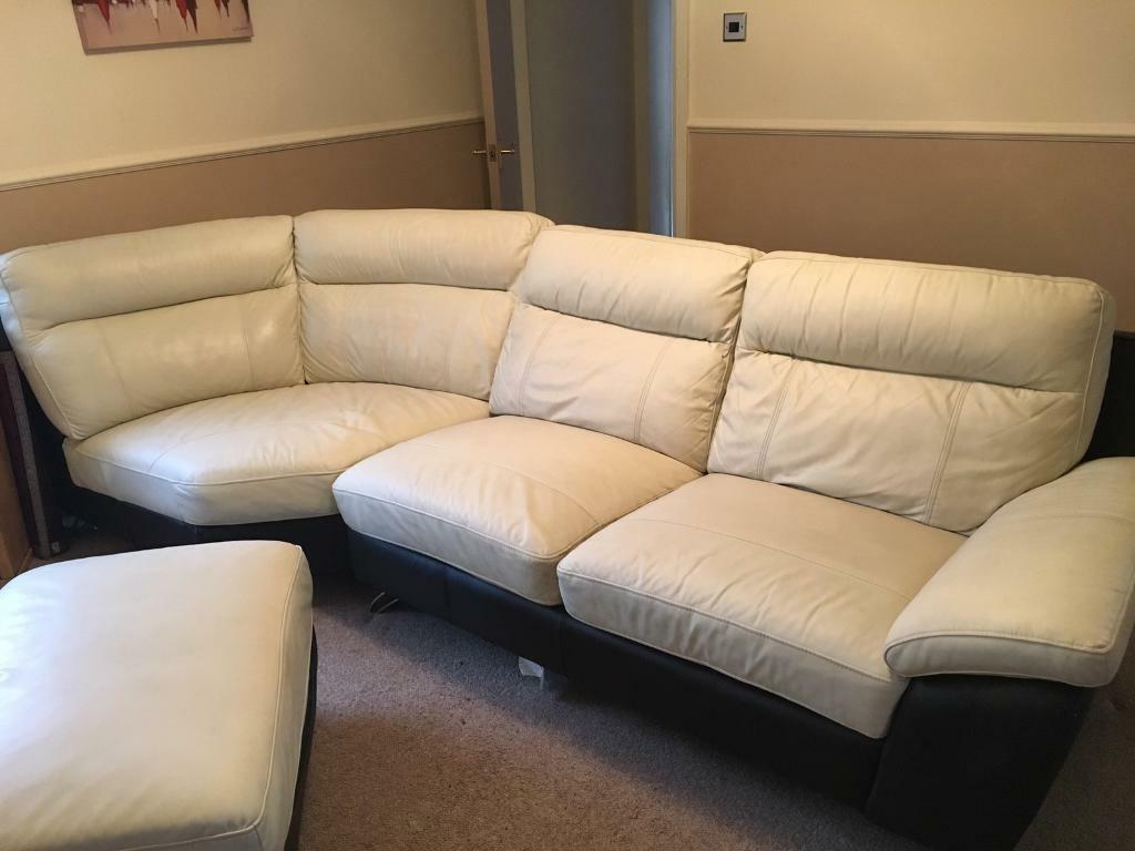 Dfs 4 Seater Corner Sofa 2 Seater Footstool In Hull East Yorkshire Gumtree