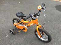 Ridgeback mx12 childrens bike