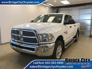 2016 Ram 2500 SLT *RAMBOX* 8.4 inch screen, Bucket Seats!