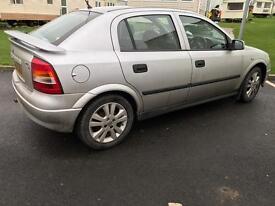2002 Vauxhall Astra 1.6