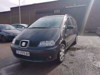 Seat Alhambra left hand drive