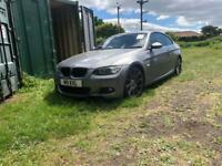 BMW 330D coupe 2009