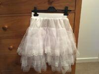 Girls underskirt