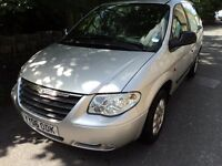 CHRYSLER VOYAGER 2.4 SE 2006 **very low mileage**