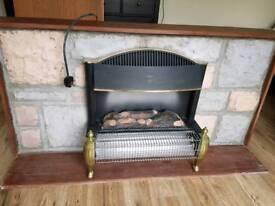 Fire place bargain