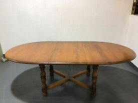 Vintage ERCOL Windsor Extending Dining Table