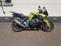 BMW K1300R Dynamic 2011 Full service history with loads of extras