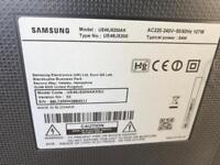 "48"" Samsung TV"