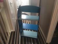 Free Children blue book shelf