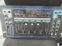 CLOUD DISCOMASTER DM1200 DISCO DJ MIXER KARAOKE