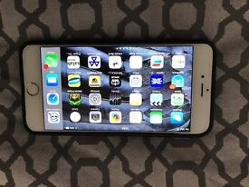 iphone 6 plus 64gb owned since new UNLOCKED ON ALL NETWORKS