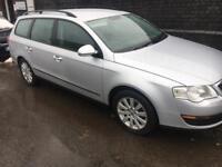 Volkswagen Passat 1.9 tdi s estate 2006 06 reg 1 previous owner good runner any trial inspection
