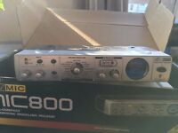 Behringer Mic800 modelling mic preamp