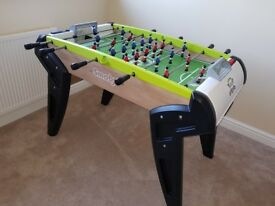 For sale Smoby Table Football. Like new.