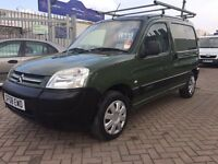 2008 08 CITROEN BERLINGO VAN 1.6 HDI LOW MILEAGE SUPERB CONDITION INSIDE AND OUT CHEAP BARGAIN NOVAT