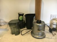 Breville whole fruit Juicer.. anthony worrall Thompson