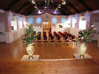 **hall for hire for regular and one-off event (party) users at Subud Barnet Centre**