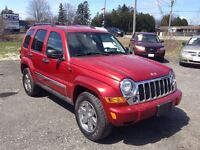2006 Jeep Liberty Limited - SPRING SALE