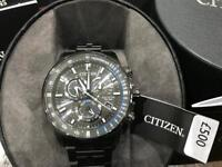 CITIZEN ECO DRIVE A WATCH THAT NEVER NEEDS A BATTERY