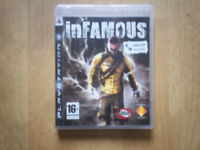 psp 3 game INFAMOUS