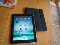 IPad 4th Generation in excellent condition,sold with charger earphones and in original box.