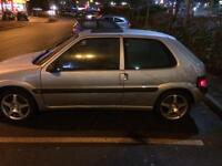 Citroen saxo furio 1.4 2002 swap or sell
