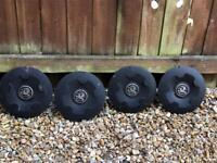 Vauxhall Vivaro wheel centre trim caps