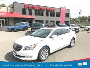 2016 Buick LaCrosse Local Vehicle with No Accidents.