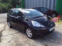 1 OWNER 2010 HONDA JAZZ AUTOMATIC, 36K GENUINE MILES, FULL SER HISTORY, FINANCE AVAILABLE