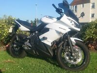 Kawasaki Er-6f 2010 in outstanding condition with full MOT