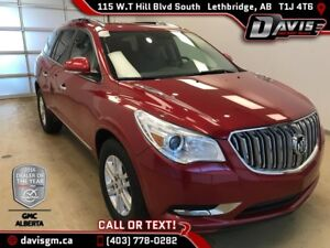 2013 Buick Enclave Convenience AWD, 7 PASSENGER, REAR CAMERA