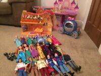 Disney princess huge bundle