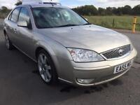 BARGAIN! Ford mondeo titanium, long MOT ready to go