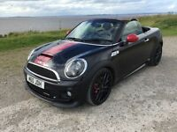 Rare MINI JCW Roadster - Great specification with FSH and warranty remaining!