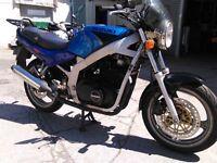 Suzuki GS400 Ride on A2 License