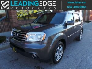 2013 Honda Pilot EX-L 7 Seater with Leather