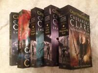 The Mortal Instruments 2-6 Shadowhunters