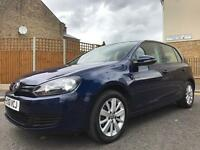 VOLKSWAGEN GOLF 1.6 DIESEL AUTOMATIC MATCH EDITION WITH FULL SERVICE HISTORY