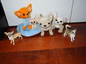 Chihuahua collection (plush/ keyring/ figurines)