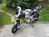 125cc skyjet motorbike - Spares or repaires